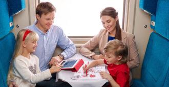 Бонус РЖД Семейная программа